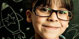 problemas visuais em crianças