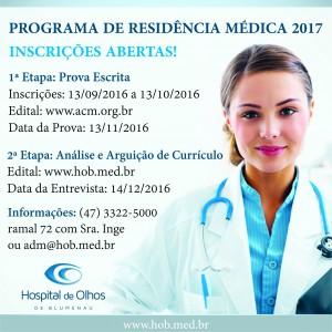 RESIDENCIA MEDICA 2016 1.1